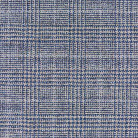 Abraham Moon & Sons Cosmopolitan Fabrics London Fabric - Denim - U1518/W12