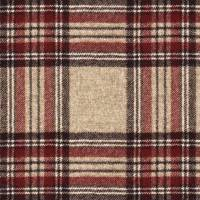 Killerton Fabric - Red