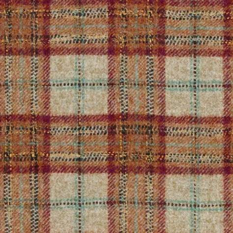 Abraham Moon & Sons National Trust Fabrics Montacute Fabric - Rouge - U1723/AA14