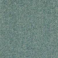 Little Moreton Hall Fabric - Teal