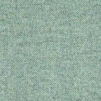 Little Moreton Hall Fabric - Aqua