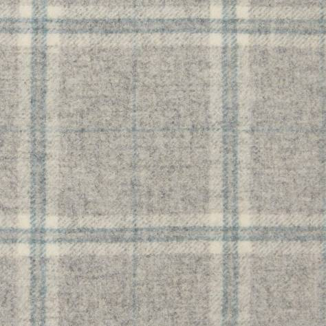 Abraham Moon & Sons Transitional Fabrics Windowpane Fabric - Slate - U1752/AE26