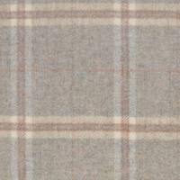 Windowpane Fabric - Sandstone