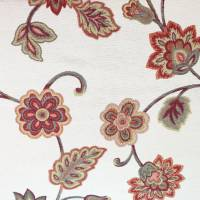 Elspeth Fabric - Claret