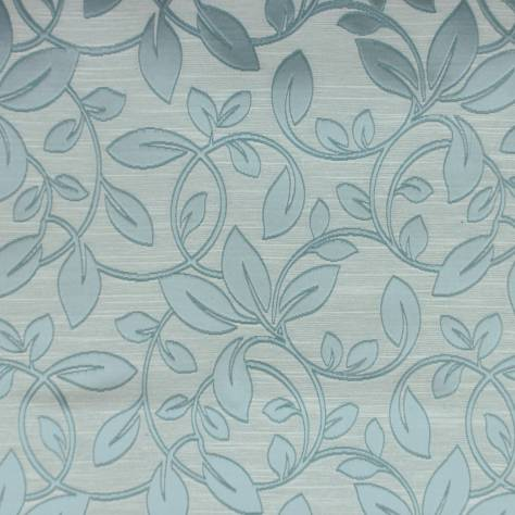 Bill Beaumont Finesse Fabrics Elegance Fabric - Duckegg - ELEGANCEDUCKEGG