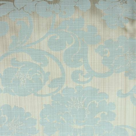 Bill Beaumont Roma Fabrics Roma Fabric - Duckegg - ROMADUCKEGG