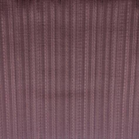 Bill Beaumont Roma Fabrics Veneto Fabric - Grape - VENETOGRAPE