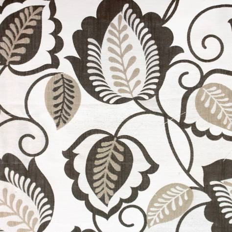 Bill Beaumont Esme Fabrics Esme Fabric - Charcoal - ESMECHARCOAL