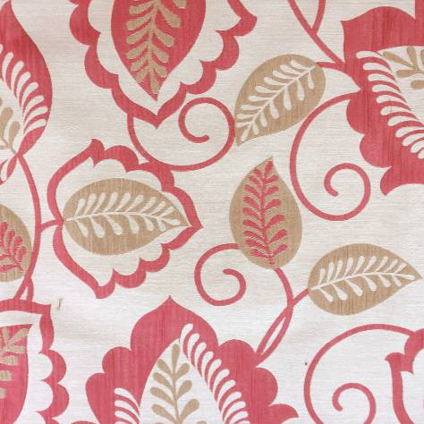 Bill Beaumont Esme Fabrics Esme Fabric - Pink - ESMEPINK