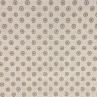 Dotty Fabric - Taupe