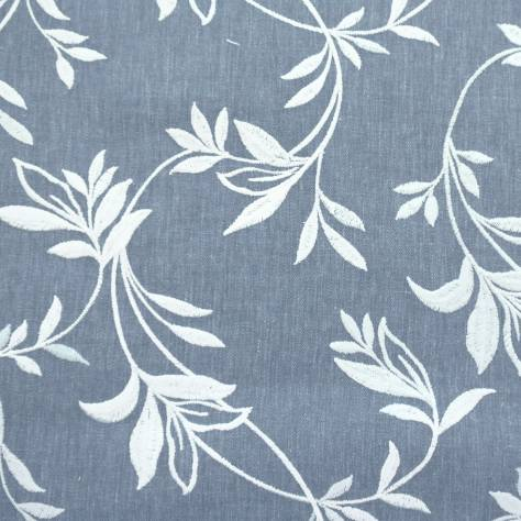 Bill Beaumont Homeward Fabrics Brodie Fabric - Soft Blue - BRODIESOFTBLUE