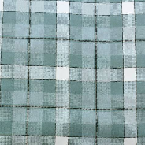 Bill Beaumont Homeward Fabrics Fraser Fabric - Duckegg - FRASERDUCKEGG
