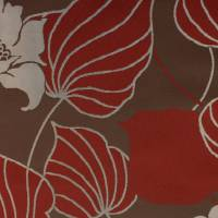 Lily Fabric - Berry