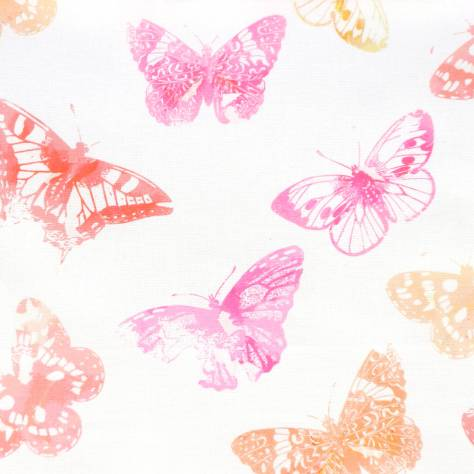 Bill Beaumont Purely Prints Fabrics Butterfly Fabric - Tropical - BUTTERFLYTROPICAL