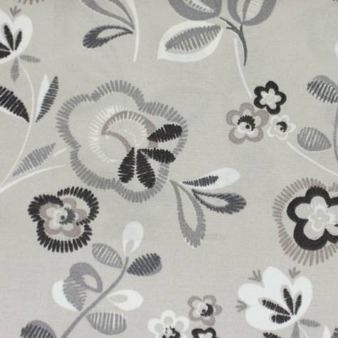 Bill Beaumont Purely Prints Fabrics Country Fair Fabric - Shale - COUNTRYFAIRSHALE