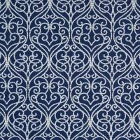 Fandango Fabric - Midnight
