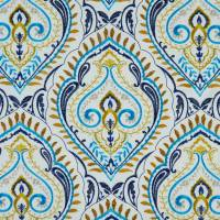 Arabesque Fabric - Olive