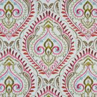 Arabesque Fabric - Rose