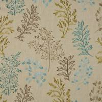 Juniper Fabric - Aquamarine