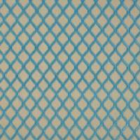Mosaic Fabric - Aquamarine