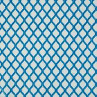 Mosaic Fabric - Sky Blue