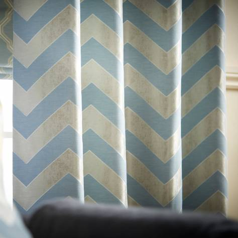 Bill Beaumont Euphoria Fabrics Ecstasy Fabric - Mint - ECSTASYMINT