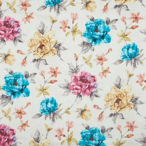 Bill Beaumont Transitions Fabrics Bloom Fabric - August Brights - BLOOMAUGUSTBRIGHTS