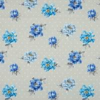 Blossom Fabric - January Blues