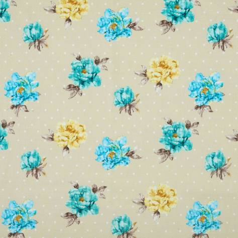 Bill Beaumont Transitions Fabrics Blossom Fabric - July Oceans - BLOSSOMJULYOCEANS