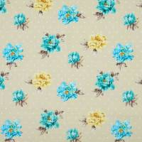Blossom Fabric - July Oceans
