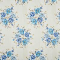 Flourish Fabric - January Blues