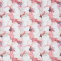 Intrigue Fabric - Rose