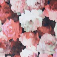 Secrecy Fabric - Rose