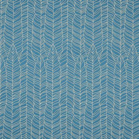 Bill Beaumont Amour Fabrics Cherie Fabric - Ink Blue - CHERIEINKBLUE