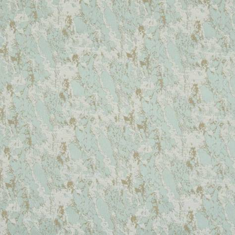 Bill Beaumont Amour Fabrics Paradis Fabric - Duck Egg - PARADISDUCKEGG