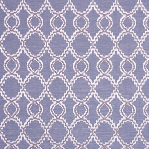 Bill Beaumont Journey Fabrics Cruise Fabric - Atlantic Grey - CRUISEATLANTICGREY