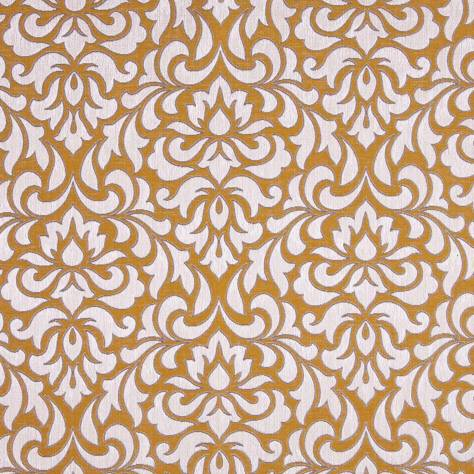 Bill Beaumont Journey Fabrics Wanderlust Fabric - Mustard - WANDERLUSTMUSTARD