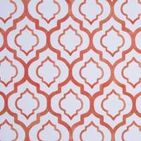 Pavilion Fabric - Burnt Orange