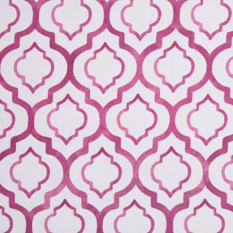 Bill Beaumont Secret Garden Fabrics Pavilion Fabric - Plum - PAVILIONPLUM