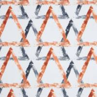 Delta Fabric - Burnt Orange