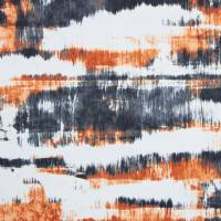 Galaxy Fabric - Burnt Orange