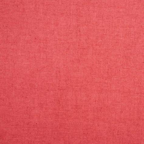 Bill Beaumont Andalucia Fabrics Seville Fabric - Coral Red - SEVILLECORALRED