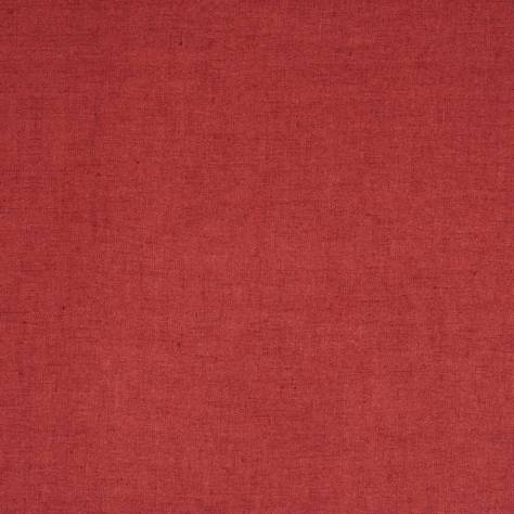 Bill Beaumont Andalucia Fabrics Seville Fabric - Rustic Red - SEVILLERUSTICRED