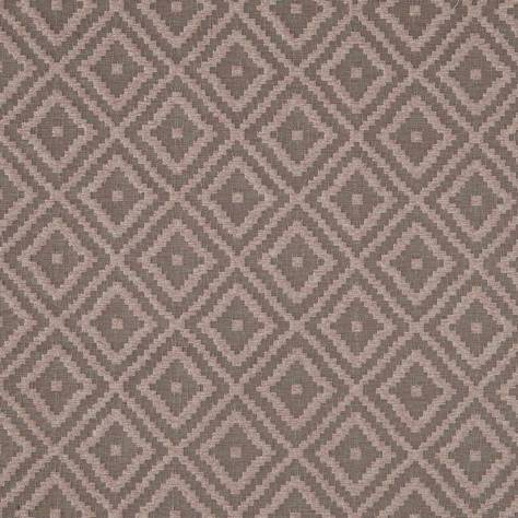 Bill Beaumont Ashanti Fabrics Damara Fabric - Dusky Pink - DAMARADUSKYPINK