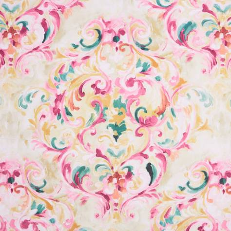 Bill Beaumont Honesty Fabrics Belief Fabric - Spring Blossom - BELIEFSPRINGBLOSSOM