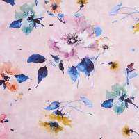 Hope Fabric - Powder Pink