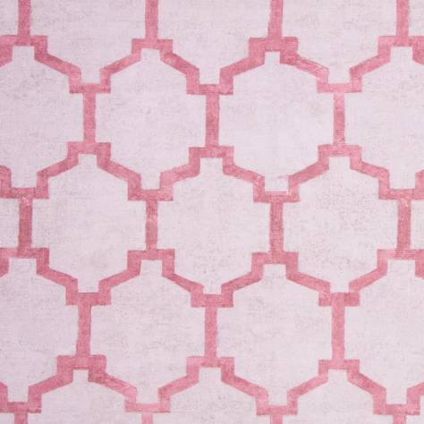 Bill Beaumont Honesty Fabrics Truth Fabric - Rose - TRUTHROSE