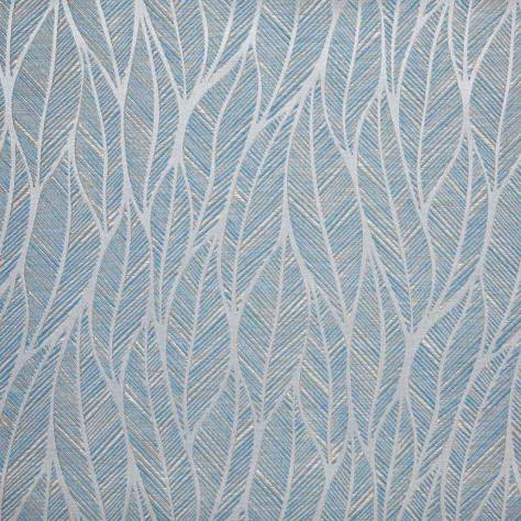 Bill Beaumont Vogue Fabrics Cara Fabric - Stone Blue - CARASTONEBLUE