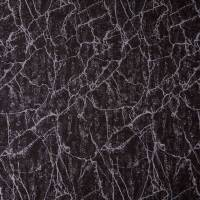 Marble Fabric - Jet