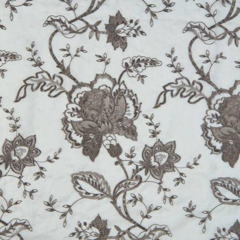 Bill Beaumont Monarchy Fabrics Kensington Fabric - Smoke - KENSINGTONSMOKE